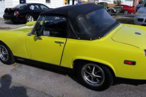 1975 MG Midget Midget Photo