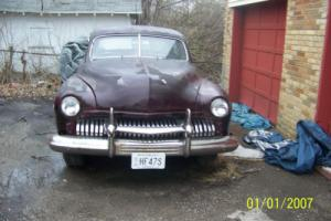 1951 Mercury COUPE Photo