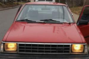 1984 Nissan Sentra
