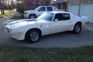 1971 Pontiac Trans Am Trans Am Photo