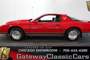 1986 Pontiac Firebird --