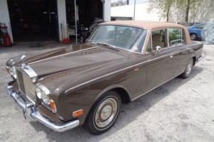 1972 Rolls-Royce Silver Shadow LONG WHEELMBASE