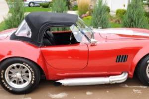 Shelby: replica convertible