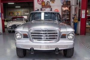 1963 Studebaker Champ 8E 1/2 Ton Custom