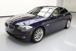 2011 BMW 5-Series 528I SEDAN HEATED SEATS SUNROOF NAV HUD