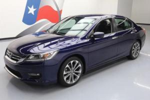 2014 Honda Accord SPORT SEDAN REAR CAM BLUETOOTH