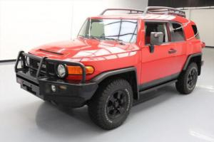 2012 Toyota FJ Cruiser TRAIL TEAMS 4X4 AUTOMATIC
