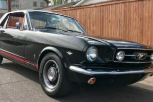 1966 Ford Mustang 302 ci