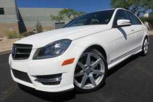 2014 Mercedes-Benz C-Class Sport Sedan