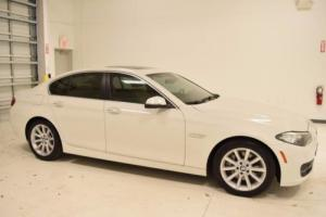 2014 BMW 5-Series 535d Photo