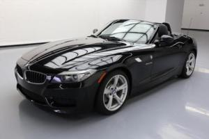 2013 BMW Z4 SDRIVE28I CONVERTIBLE HARD TOP M-SPORT NAV