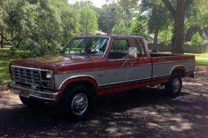 1986 Ford F-250 Ford, F350, F250, Pickup, 7.5L,V8, 2wd, Other