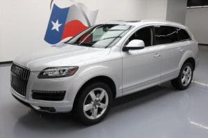 2014 Audi Q7 3.0T QUATTRO PREM PLUS AWD SUNROOF NAV Photo