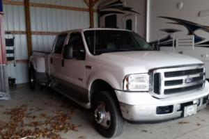 2005 Ford F-350 FX4