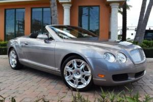 2009 Bentley Continental GT GTC Mulliner