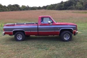 1987 Chevrolet Silverado 1500