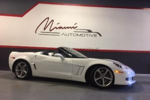 2013 Chevrolet Corvette GS Convertible 60th Anniversary