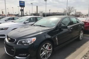 2017 Chevrolet SS SS