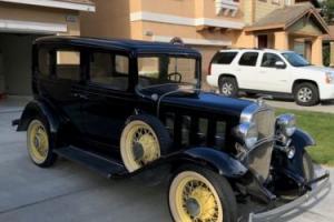 1932 Chevrolet Sedan Photo