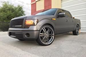 2010 Ford F-150 Platinum SuperCrew 5.5-ft. Bed RWD