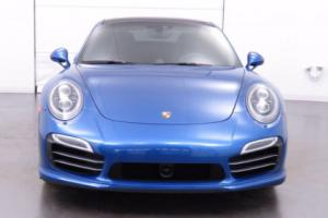 2015 Porsche 911 2dr Coupe Turbo S