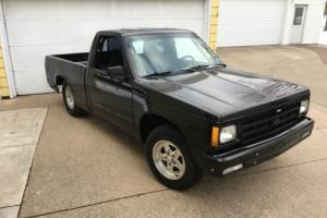1986 Chevrolet S-10