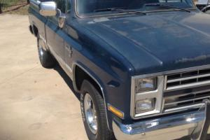 1986 Chevrolet C/K Pickup 1500