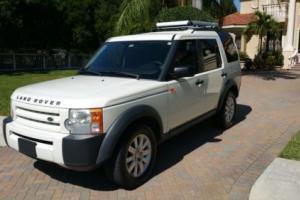 2005 Land Rover LR3 LR3