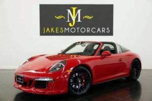 2016 Porsche 911 Targa 4 GTS ($156K MSRP)