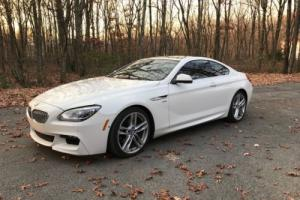 2012 BMW 6-Series 650i Photo