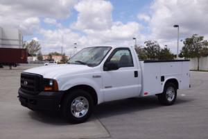 2007 Ford F-350 Service Utility Body SRW FL Truck