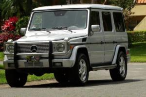 2003 Mercedes-Benz G-Class G WAGON