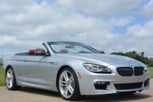 2017 BMW 6-Series 640i M Sport Edition Convertible