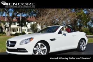 2014 Mercedes-Benz SLK-Class 2dr Roadster SLK350 W/Keyless Go and Pano