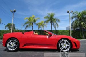2007 Ferrari 430 2dr Convertible Spider Photo