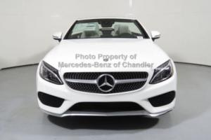 2017 Mercedes-Benz C-Class C 300 Cabriolet