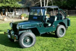1953 Jeep CJ CJ3A
