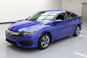 2016 Honda Civic LX SEDAN REAR CAM BLUETOOTH ALLOYS