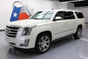 2015 Cadillac Escalade ESV PREM 4X4 SUNROOF NAV DVD HUD