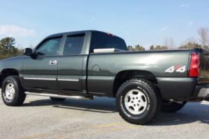 2004 Chevrolet Silverado 1500 4X4