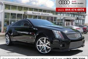 2014 Cadillac CTS 2dr Cpe