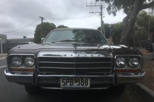 Valiant Chrysler CM