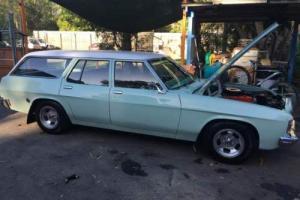 HZ Holden Kingswood Wagon