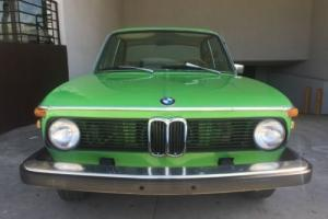 1976 BMW 2002 --