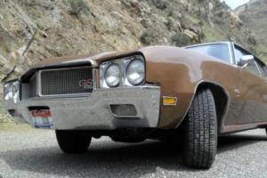 1970 Buick Skylark Gran Sport Photo