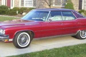 1973 Buick Electra Limited Photo