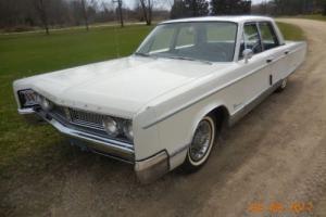 1967 Chrysler Newport Newport Custom