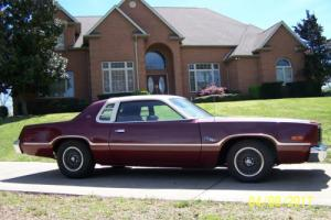 1976 Dodge Charger SPORT Photo