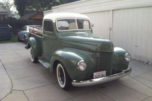 1946 International Harvester KB1