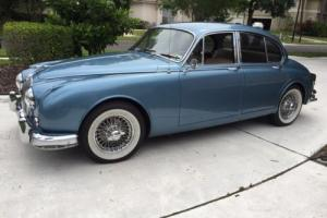 1960 Jaguar MK2 3.8 Automatic MK 2